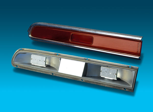 1970 Challenger LED Conversion