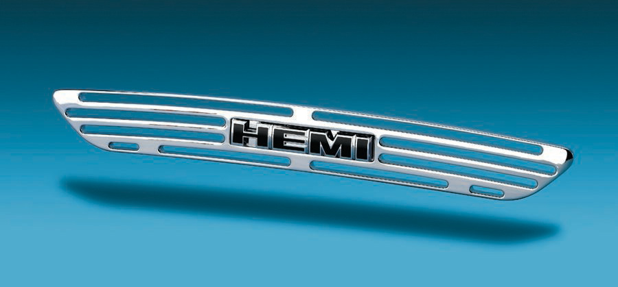 Hemi Hood Insert